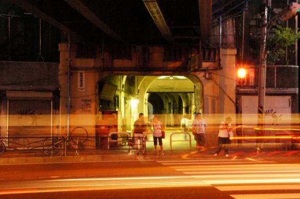 JR鶴見線国道駅外観2