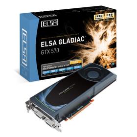 ELSA GLADIAC GTX 570