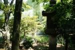 夏の池上梅園写真④