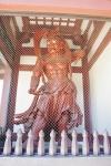 本門寺:仁王像①阿形