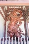 本門寺:仁王像②吽形