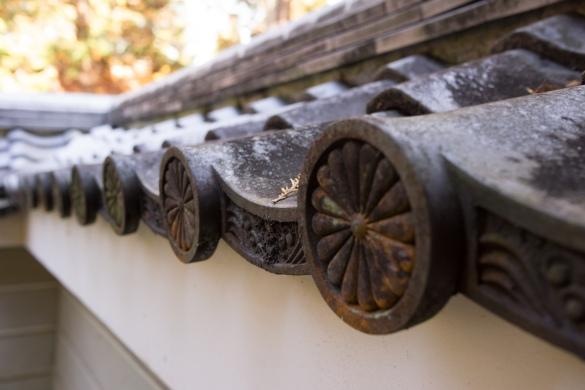 南禅寺にて⑧ 南禅院 十六菊家紋